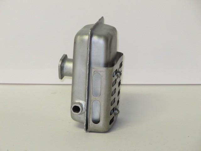 Глушитель для мотоблока своими руками 31